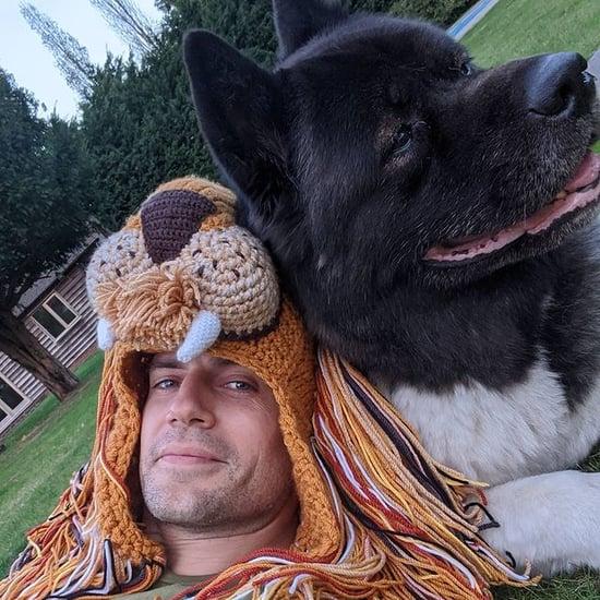 Meet Henry Cavill's Dog, Kal