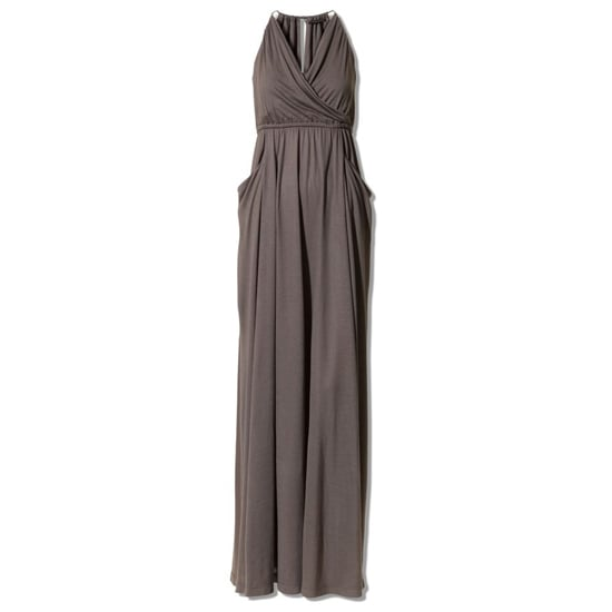 """>> This elegant, vaguely Grecian gown is elevated further with a touch of red lipstick and neutral, snake-skin accessories. Theory Look 14 by Kate Lamphear Dress, $265 Looks chic with: <iframe src=""""http://widget.shopstyle.com/widget?pid=uid5121-1693761-41&look=3354694&width=3&height=3&layouttype=0&border=0&footer=0"""" frameborder=""""0"""" height=""""244"""" scrolling=""""no"""" width=""""286""""></iframe>"""