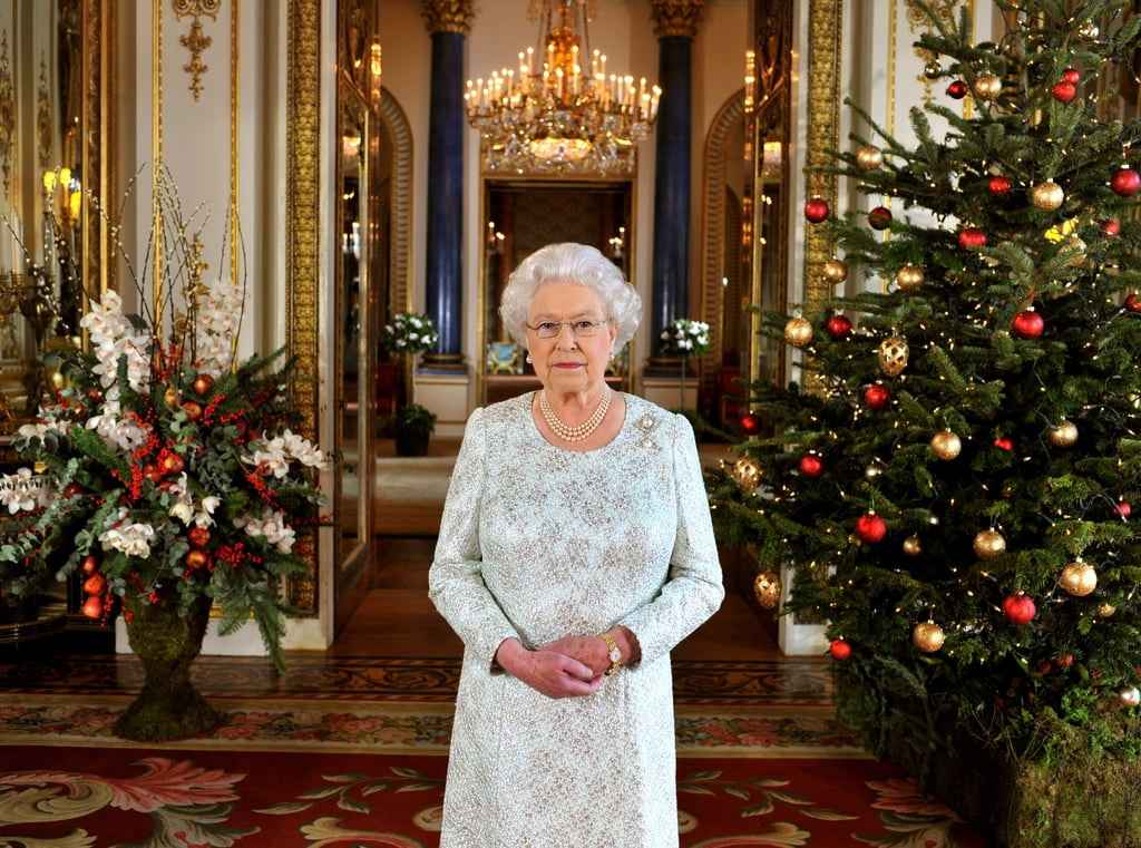 royal family christmas traditions - Queen Christmas Decorations