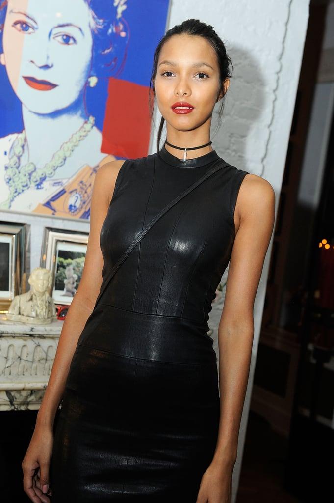 Latina Celebrities Wearing Chokers