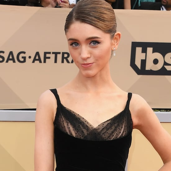Stranger Things Star Natalia Dyer on #MeToo and #TimesUp Mov