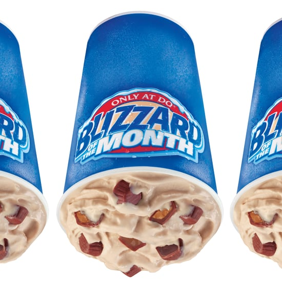 Dairy Queen Triple Truffle Blizzard