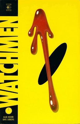 Buzz Book Club: Watchmen, Section One