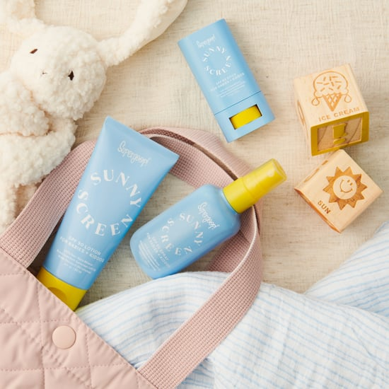 Supergoop Sunnyscreen Sunscreen Line For Kids and Babies