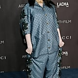 Billie Eilish at the 2019 LACMA Art + Film Gala