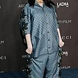 Billie Eilish at the 2019 LACMA Art + Film Gala