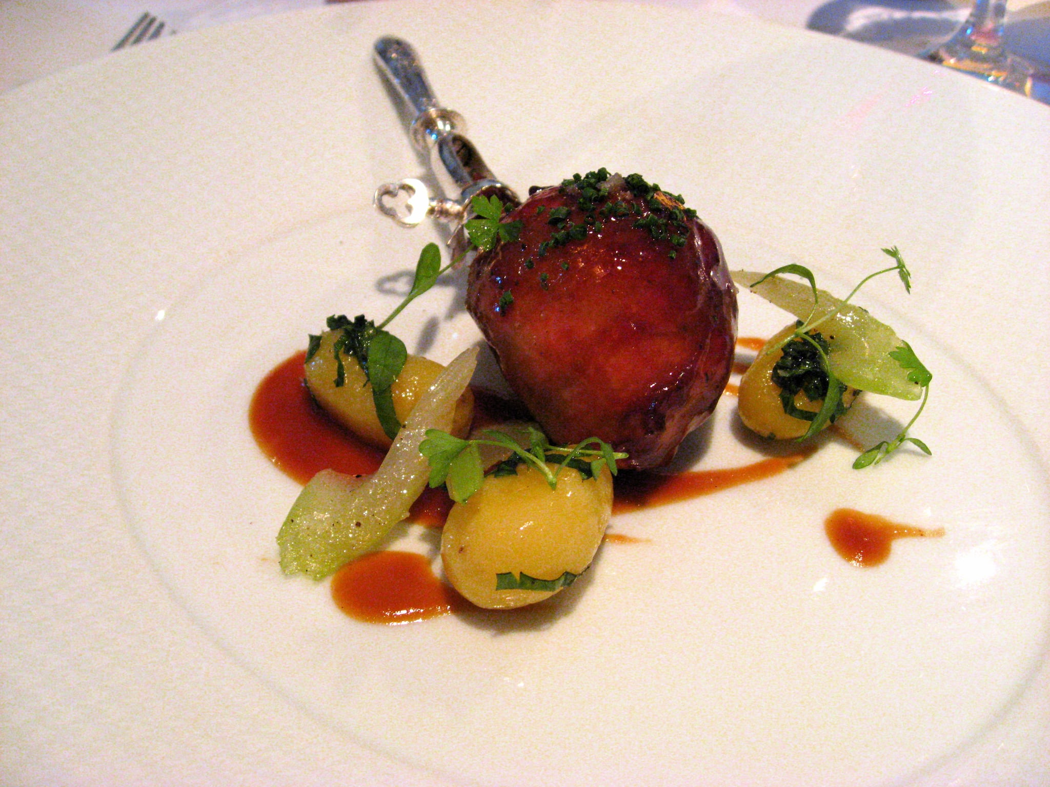 Exercise in Excess: The French Laundry Part 3