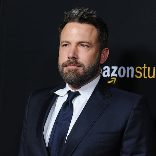 Ben Affleck Rehab March 2017
