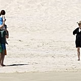 Julianne Moore Breaks Out Her Swimsuit For a Mexican Vacation
