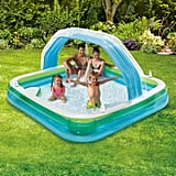 Summer Waves Square Inflatable Family Swimming Pool