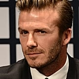 David Beckham Joins Paris St Germain