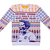 Here's the Megan Rapinoe Sweater Front