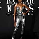 Maria Borges at the Harper's Bazaar ICONS Party