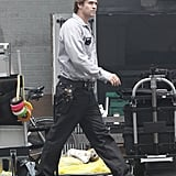 Liam Hemsworth shot Empire State on location in New Orleans.