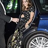 Kate Middleton Alexander McQueen Dress March 2019