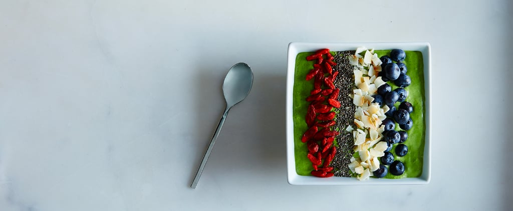 Try to Contain Your Excitement: We Found a Matcha Smoothie Bowl Recipe