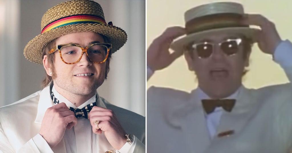"""Elton John's """"I'm Still Standing"""" Music Video From Rocketman"""