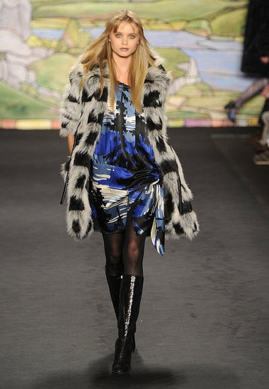 New York Fall Fashion Week Round Up