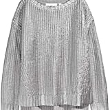 H&M Metallic Sweater