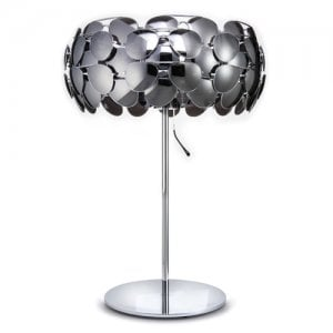 Guess What This Lamp Is Made From
