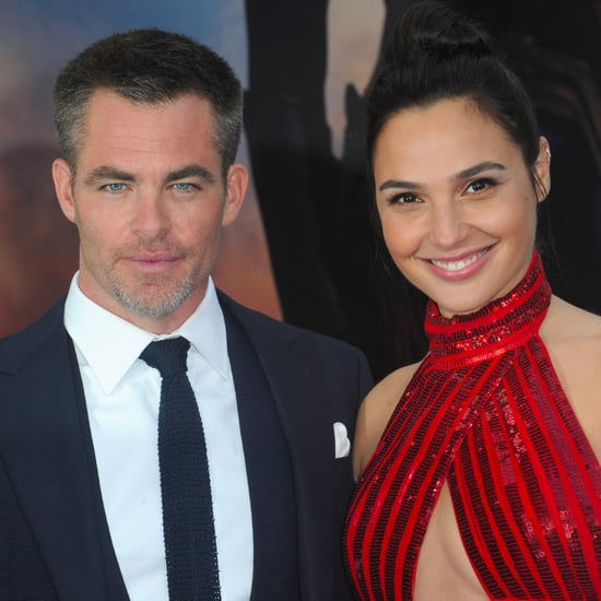 Chris Pine Quotes About Wonder Woman May 2017