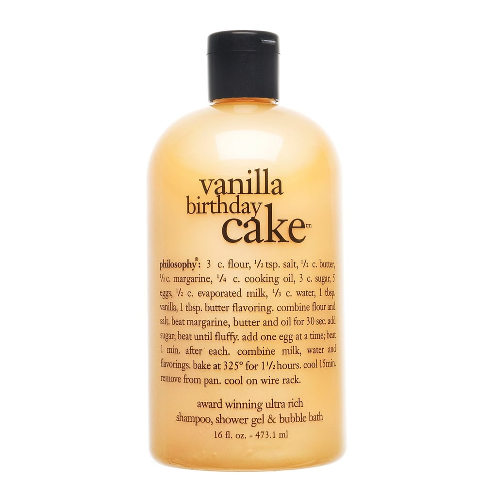 Philosophy Vanilla Birthday Cake Shower Gel | Vanilla Scented Gift