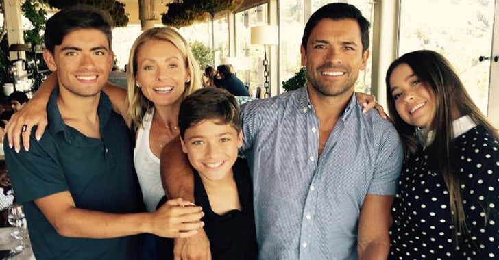Mark Consuelos Quotes About Making Marriage Work August