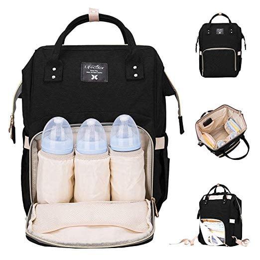 Multi-Function Waterproof Travel Backpack