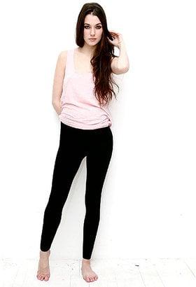Simply Fab: Plush Fleece-Lined Leggings
