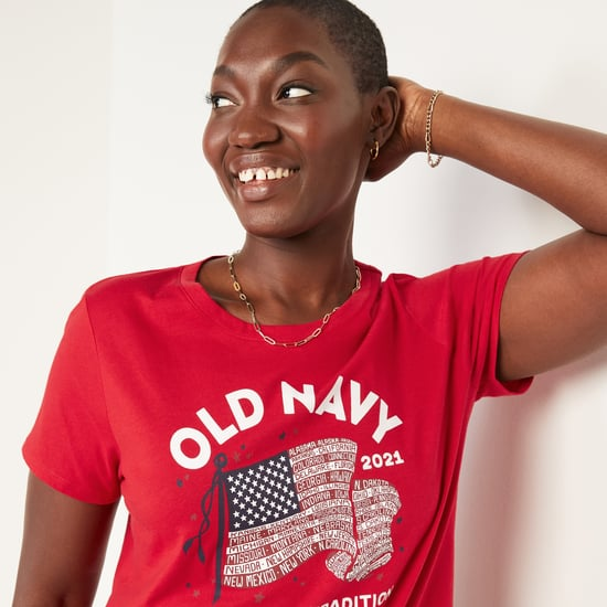 Old Navy's 2021 Flag Tees Celebrate New American Citizens