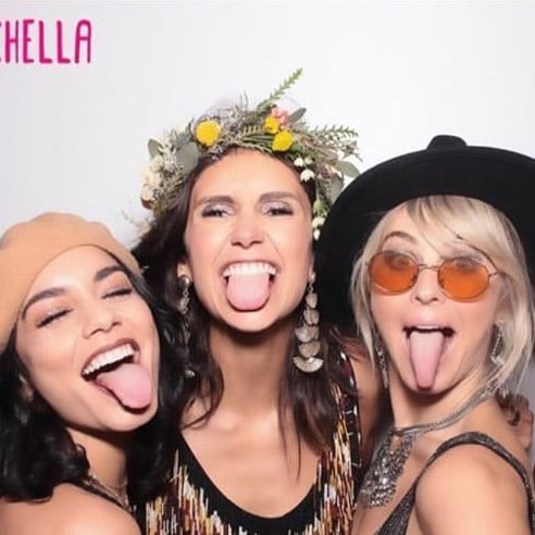 Nina Dobrev Birthday Party Pictures 2019