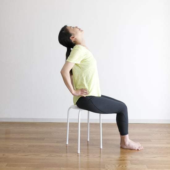 Full-Body Adaptive Seated Yoga Flow in a Chair