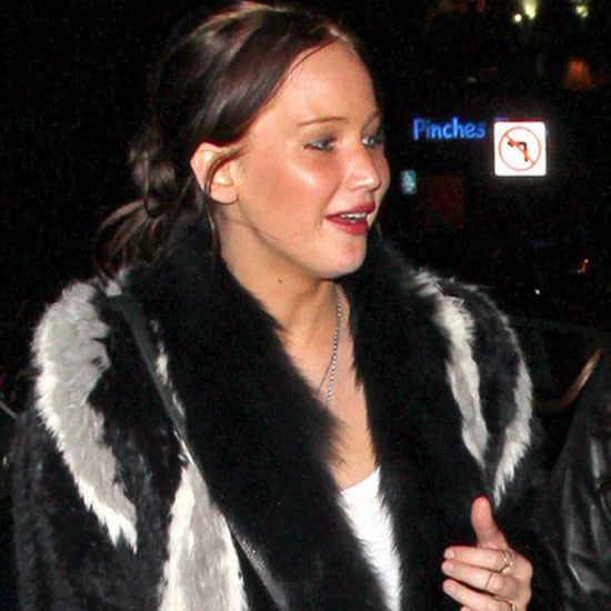 Jennifer Lawrence at Chateau Marmont Party | Pictures