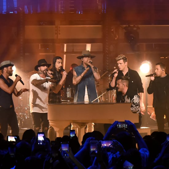 Backstreet Boys and Florida Georgia Line CMT Crossroads 2017