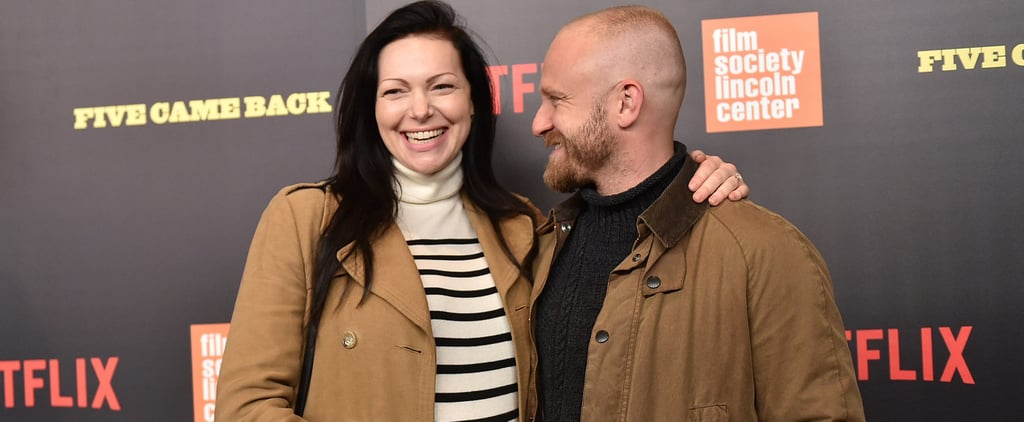 Expectant Parents Laura Prepon and Ben Foster Look Overjoyed on the Red Carpet