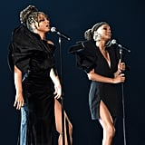 Chloe x Halle Performing at the 2019 Grammy Awards