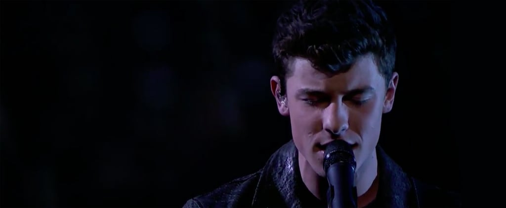 Shawn Mendes's People's Choice Awards Performance 2016