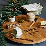 Balsam Hill Wine Barrel Lazy Susan