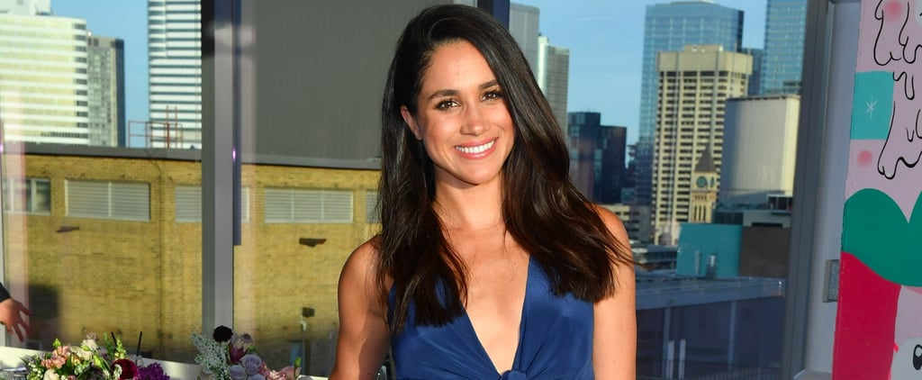 Meghan Markle Reveals the 1 Dessert She Eats Weekly — and It's Healthy