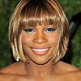 Serena Williams at the Vanity Fair Oscars Party in 2010