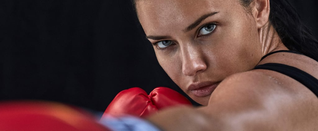 Adriana Lima Amazon Fitness Products