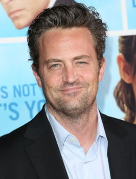 Matthew Perry to Star, Co-Write, and Executive Produce in a New Comedy