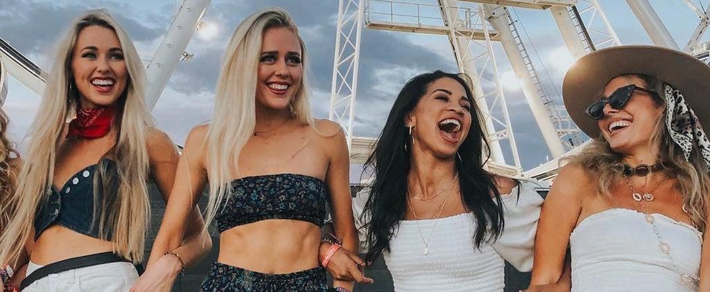 Music Festival Instagram Captions