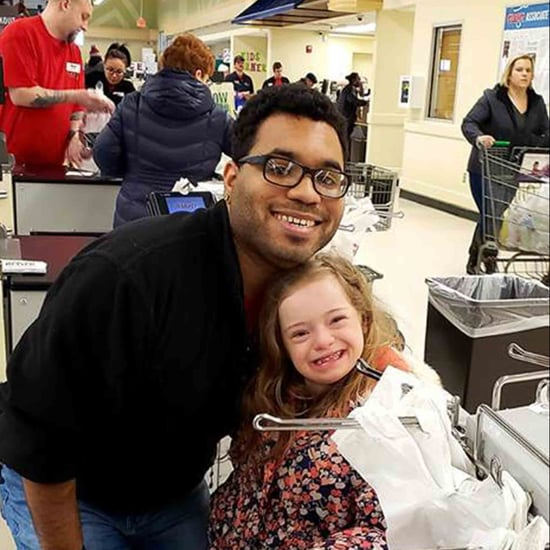 Cashier Lets Girl With Special Needs Bag Groceries