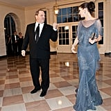 Celebrities at White House State Dinner March 2012