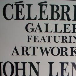 Célébrités Gallery of Artwork