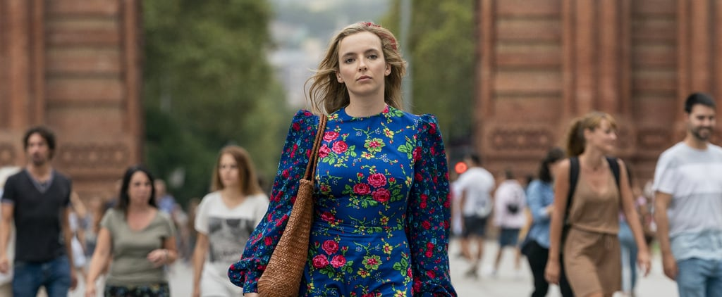 Killing Eve: Shop Villanelle's Exact Blue Floral Maxi Dress