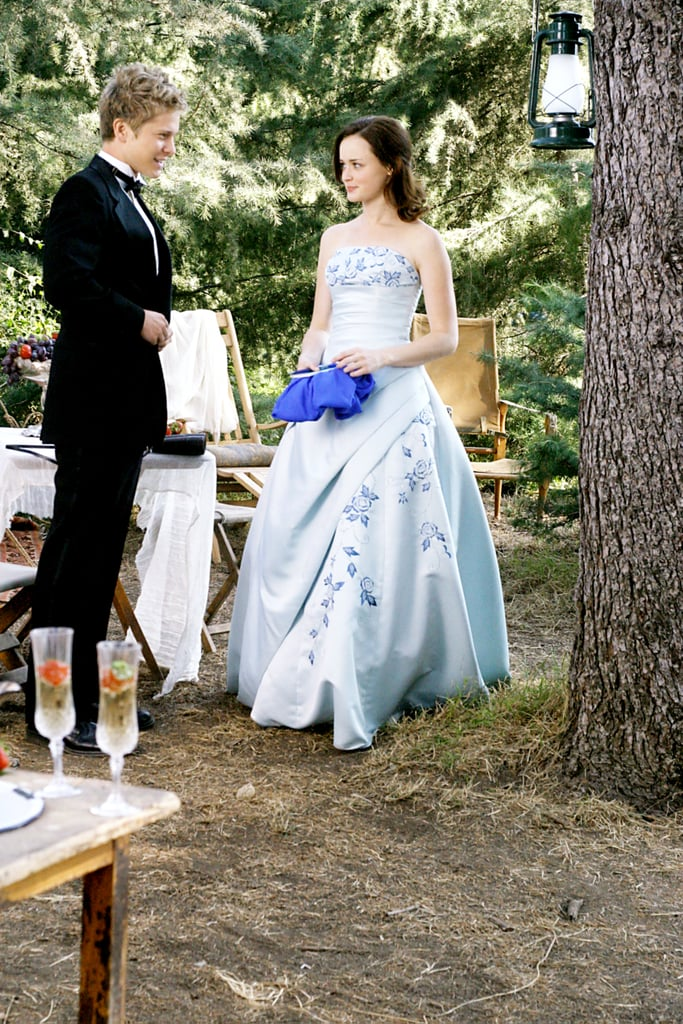 When You Have the Chance to Rock a Ballgown, Take It!