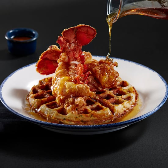 Red Lobster's Lobster and Waffles