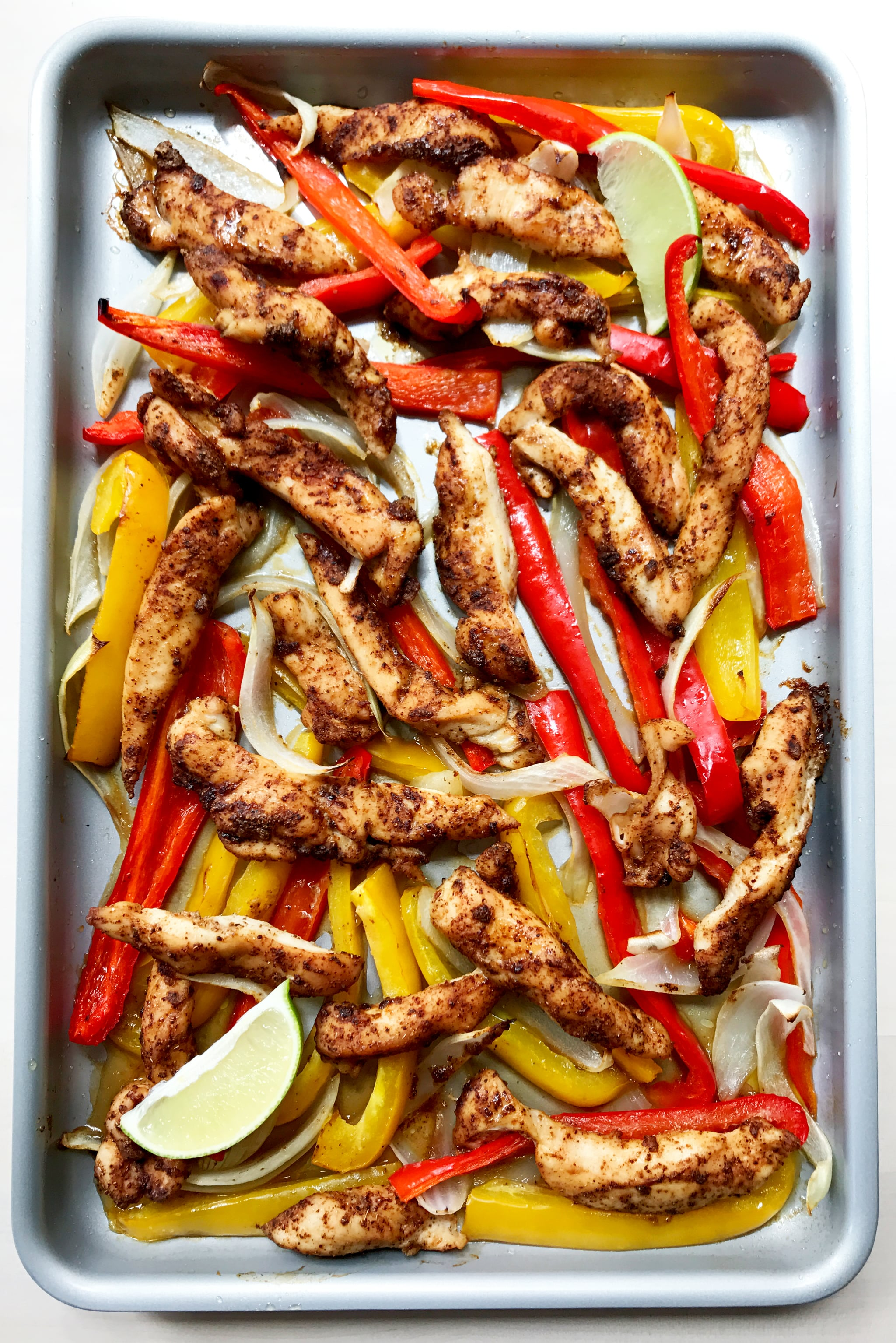 20-Minute Sheet-Pan Fajitas Will Transform Your Weeknight Dinner Routine